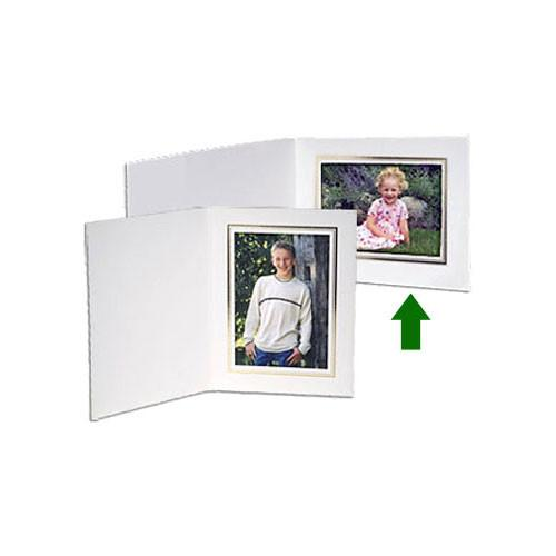 Collector's Gallery White Classic Portrait Folder PF5510-64