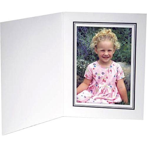 Collector's Gallery White Conventional Portrait Folder PF5210-57