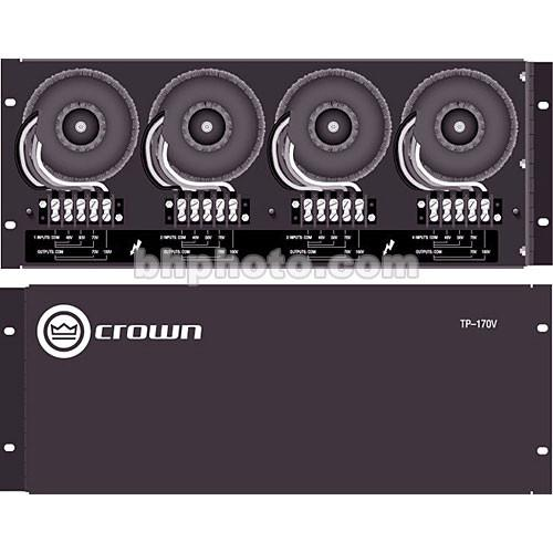 Crown Audio TP-170V - Constant Voltage Transformer Panel TP170V