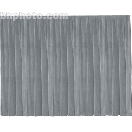 Da-Lite 94126 100% Cotton Drapery Panel ONLY (12 x 13') 94126
