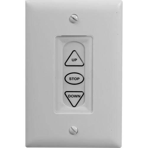 Da-Lite Extra Three Button Low Voltage Control Switch 40975