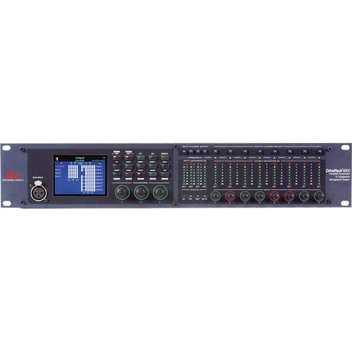 dbx DriveRack 4800TO Management System with Jensen Output 4800TO