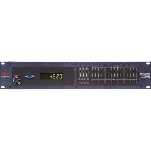 dbx DriveRack 4820TO Loudspeaker Management System 4820TO