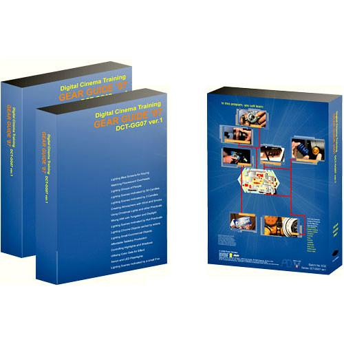 Digital Cinema Training DVD: Gear Guide for 2007 DCT-GG07