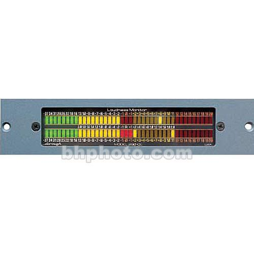 Dorrough  Analog Loudness Meter  37dB 280-CE