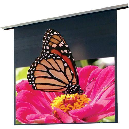 Draper Signature/Series E Motorized Projection Screen 111532Q