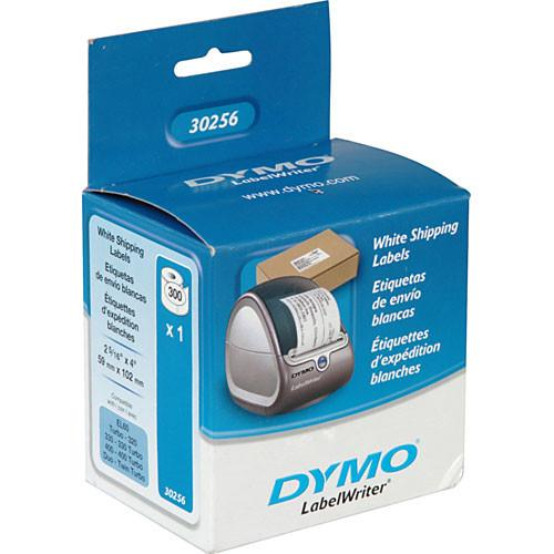Dymo 30256 White Shipping Labels (2-5/16 x 4