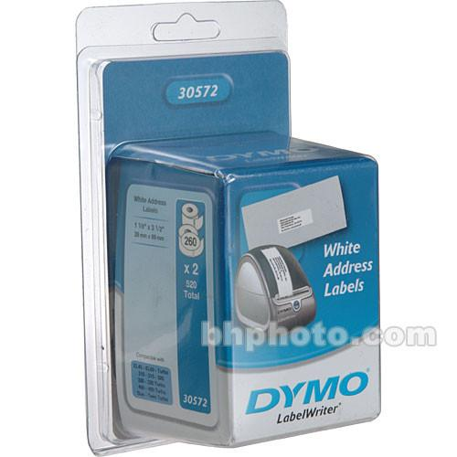 Dymo  30572 White Address Labels 30572