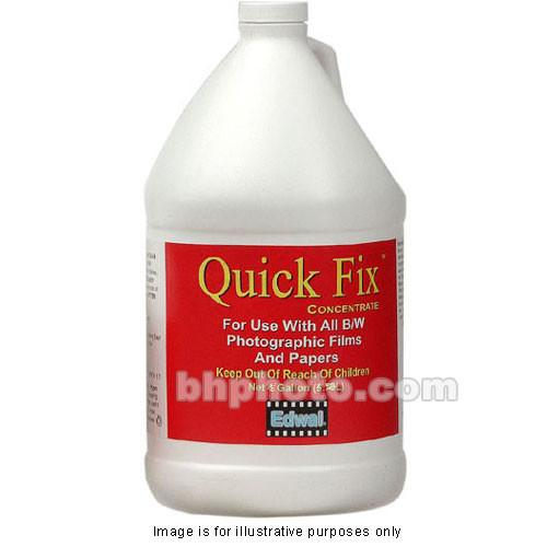 Edwal Quick-Fix without Hardener (Liquid) for Black EDQF25128