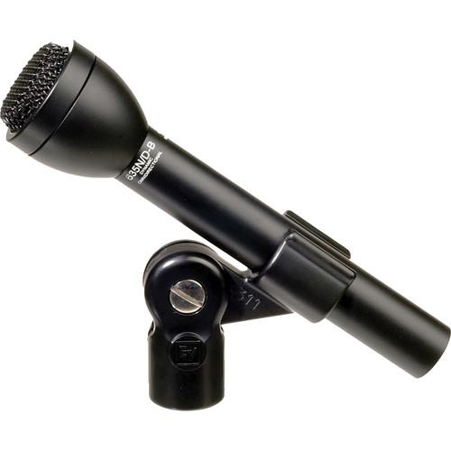 Electro-Voice 635N/DB - Dynamic Omni Mic (Black)