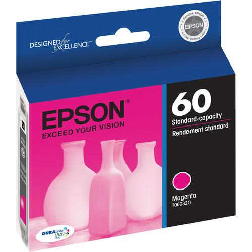 Epson  60 Magenta Ink Cartridge T060320