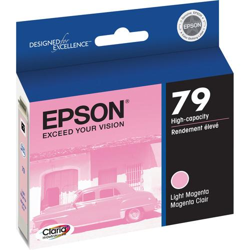 Epson  79 Light Magenta Ink Cartridge T079620