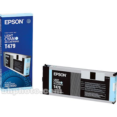 Epson  Light Cyan Cartridge T479011