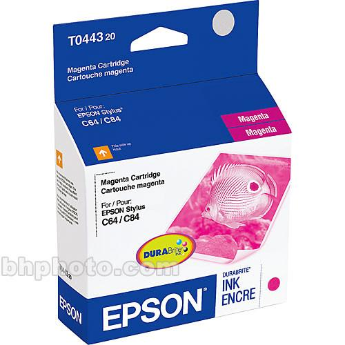 Epson  Magenta Ink Cartridge T044320