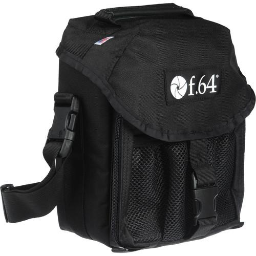 f.64  VT Camcorder Shoulder Bag (Black) VTB
