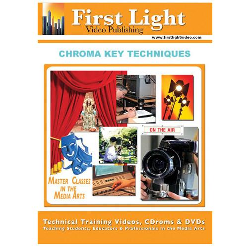 First Light Video Chroma Key Techniques Training DVD F743DVD