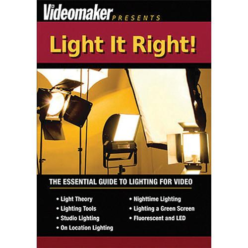 First Light Video  DVD: Light it Right F814DVD