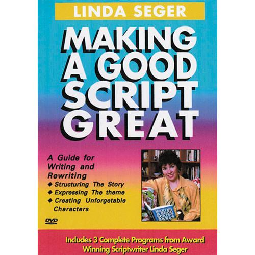 First Light Video DVD: Making a Good Script Great - 3 F9791DVD