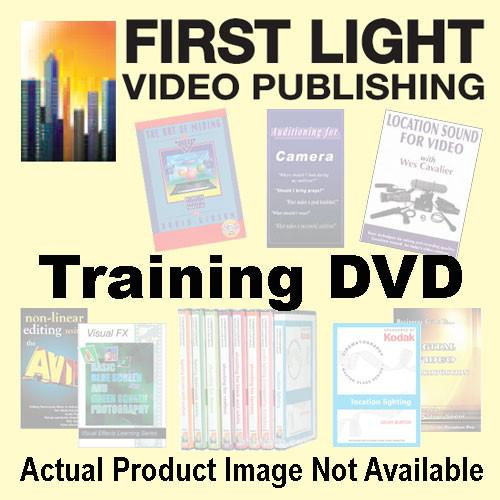 First Light Video DVD: Shooting the Talking Head F1146DVD