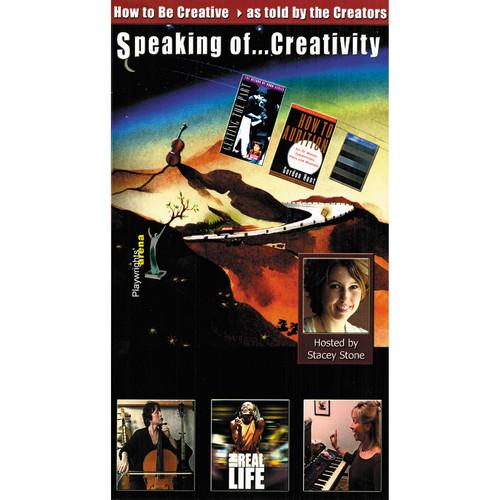 First Light Video DVD: Speaking of Creativity F1174DVD
