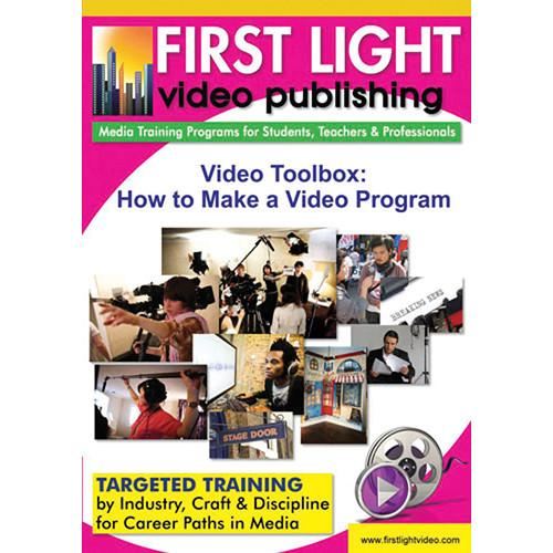 First Light Video DVD: The Video Toolbox: How To Make A F801DVD