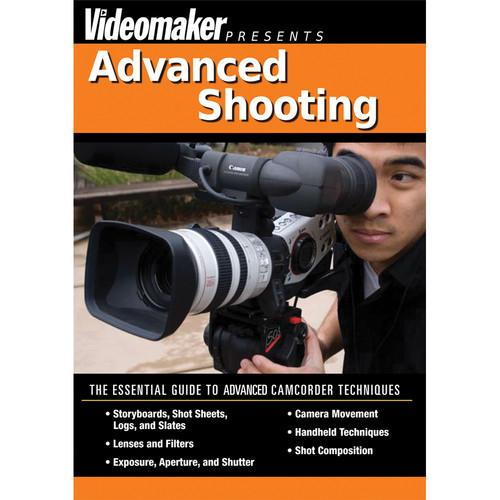 First Light Video DVD: Videomaker: Advanced Shooting F810DVD