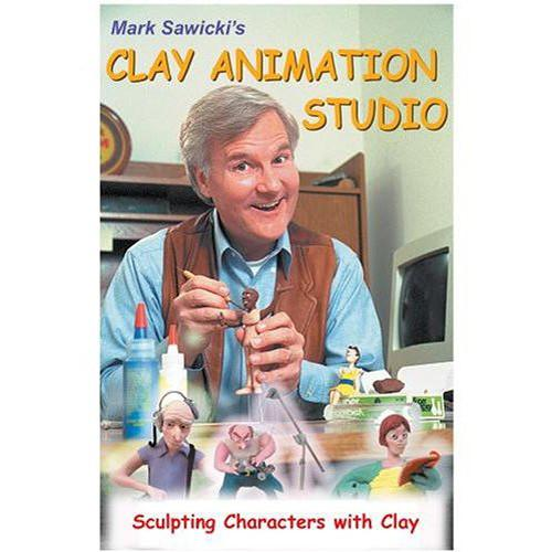 First Light Video Sculpting Characters with Clay F957DVD