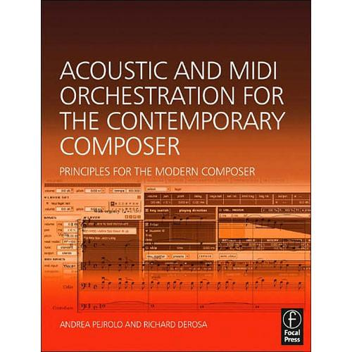 Focal Press Book/CD: Acoustic and MIDI 9780240520216