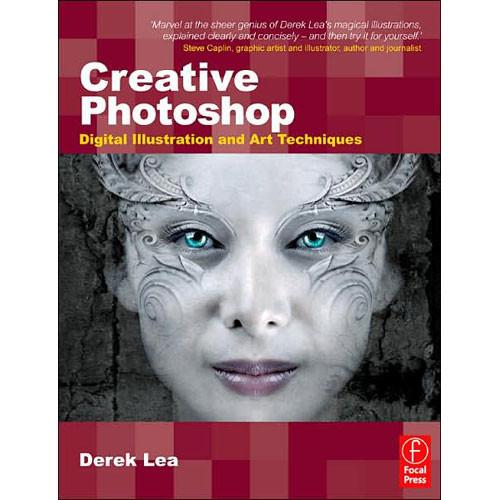 Focal Press Book/CD: Creative Photoshop 9780240521343