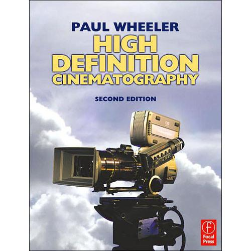 Focal Press Book: High Definition Cinematography, 9780240520360
