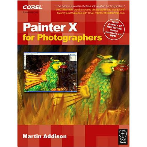 Focal Press Book: Painter X for Photographers 9780240520339