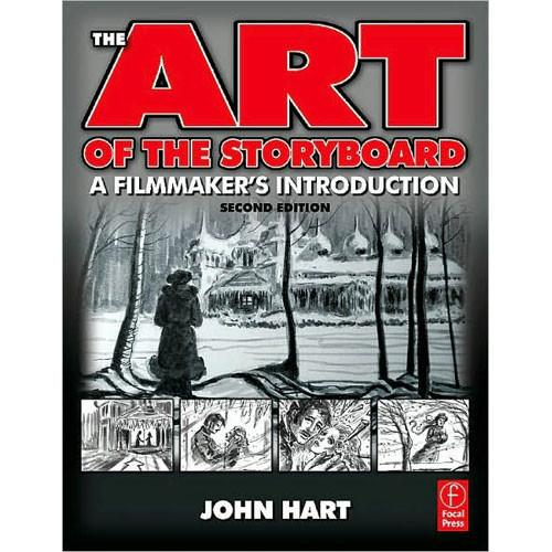 Focal Press Book: The Art of the Storyboard, 2nd 9780240809601