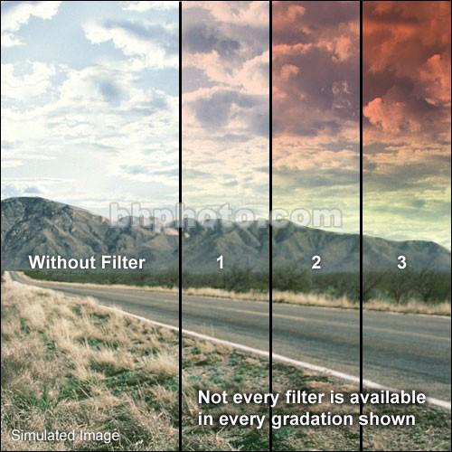 Formatt Hitech Color Graduated Sunset Filter BF 4.5-1-SESUN