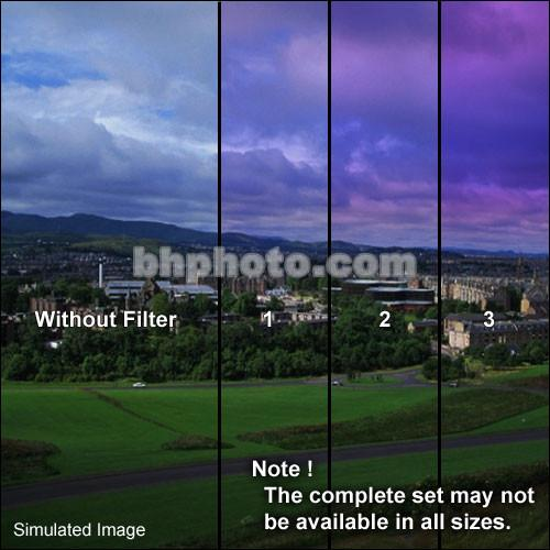 Formatt Hitech Color Graduated Twilight Filter BF 4.5-1-SETWI