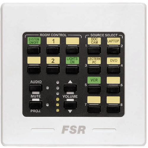 FSR RNBRP Basic Remote-Control Wall Plate for RN-8200 RN-BRP