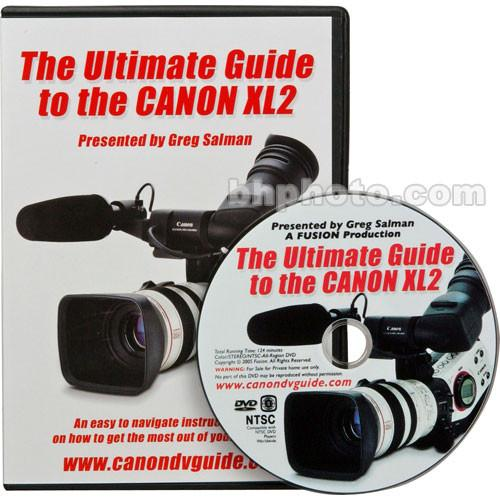 Fusion DVD: The Ultimate Guide to the Canon XL2 DVDXL2
