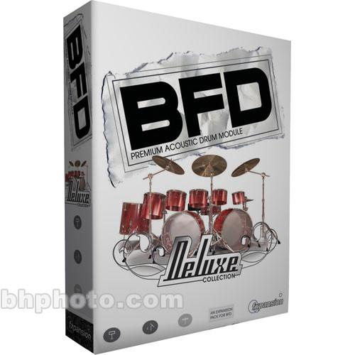 FXpansion BFD Deluxe Collection Expansion Pack for BFD FXDC001