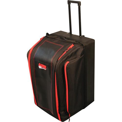 Gator Cases  GPA-777 Rolling Speaker Bag GPA-777