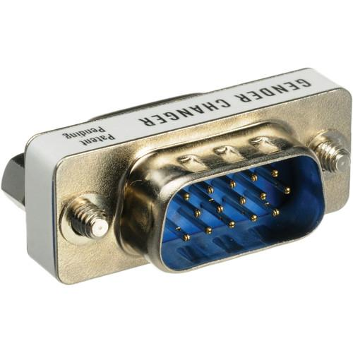 Gefen VGA 15-pin (HD-15) Coupler - Female to Male ADA-VGA-MF