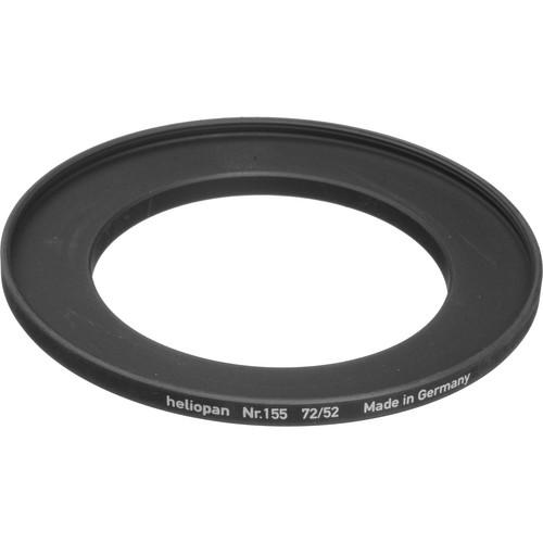 Heliopan  52-72mm Step-Up Ring (#155) 700155