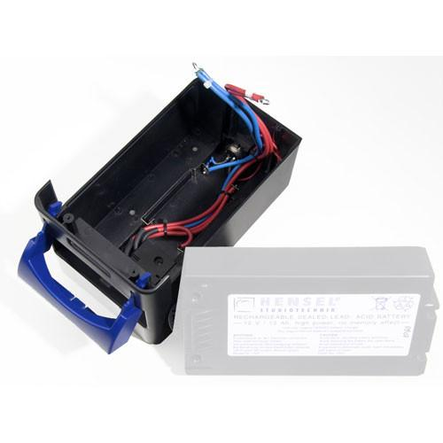 Hensel Battery Drawer Without Battery for Hensel Porty 2497