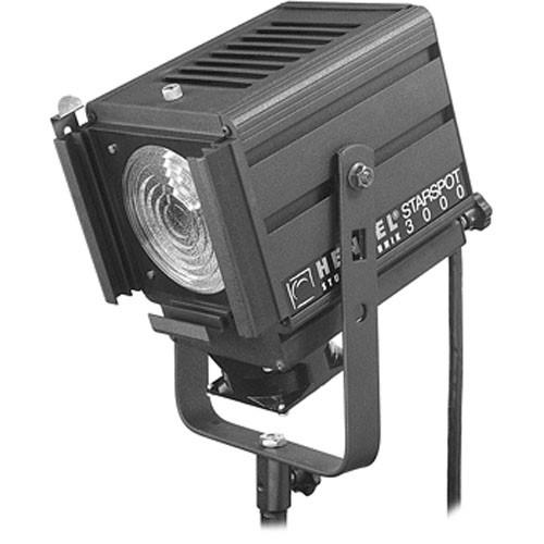 Hensel  Starspot 3000 Fresnel Flash Head 190