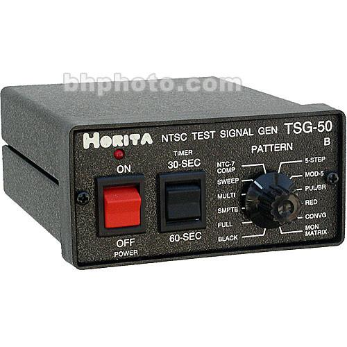 Horita TSG-50B Test Signal Generator, Multiple Patterns TSG-50 B