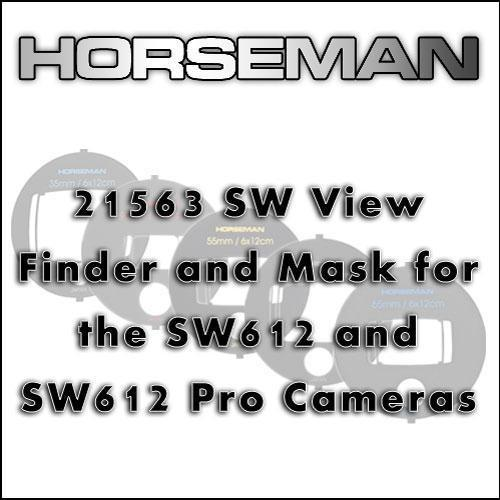 Horseman Viewfinder Mask for SW-612 Cameras 21562