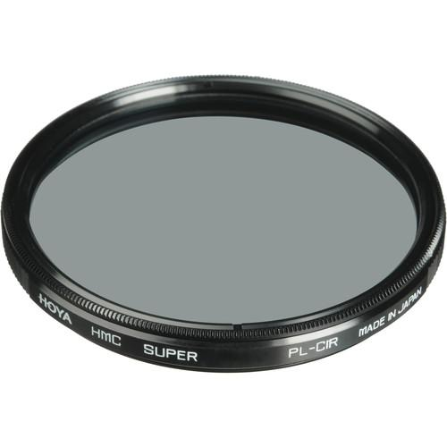 Hoya 55mm Circular Polarizer Super-HMC Thin Filter X55CRPL