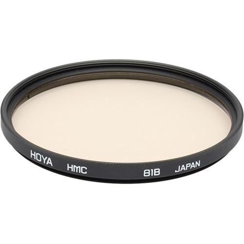 Hoya 77mm 81B Color Conversion Hoya Multi-Coated A-7781B-GB
