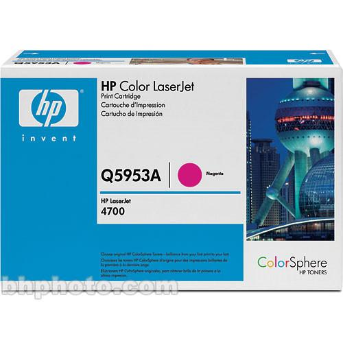 HP Color LaserJet Q7583A Magenta Print Cartridge Q5953A