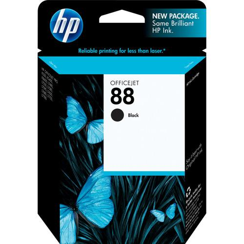 HP  HP 88 Black Ink Cartridge C9385AN#140