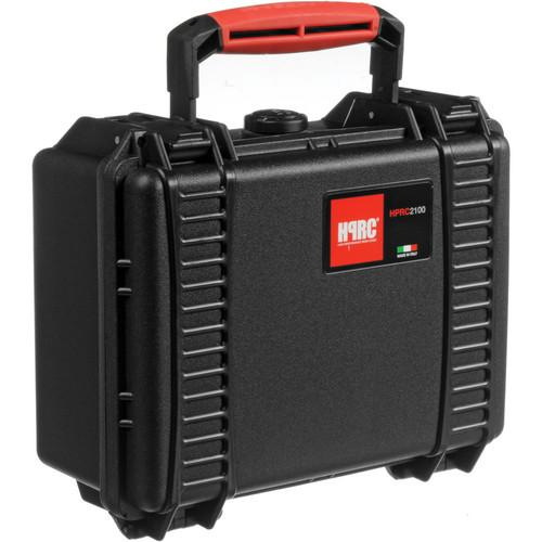HPRC 2100F HPRC Hard Case with Cubed Foam HPRC2100FBLACK