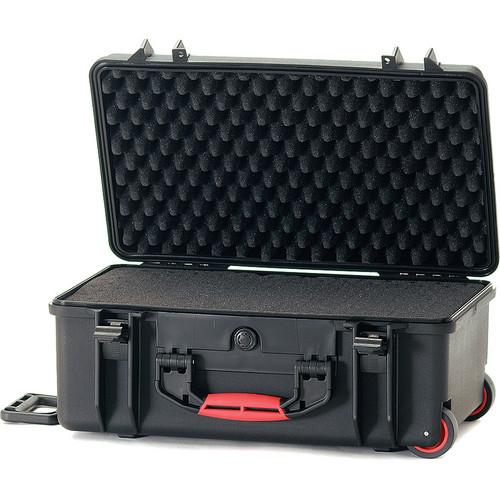 HPRC 2550 Wheeled Hard Case with Cubed Foam HPRC2550WFBLACK, HPRC, 2550, Wheeled, Hard, Case, with, Cubed, Foam, HPRC2550WFBLACK,